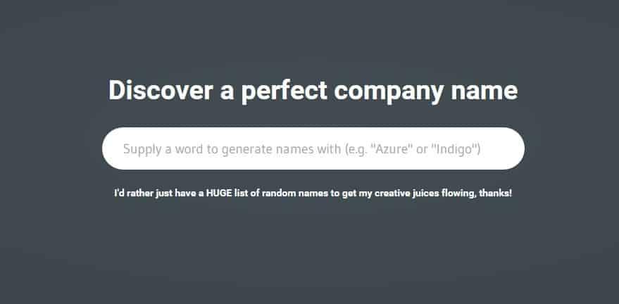 random product name generator free