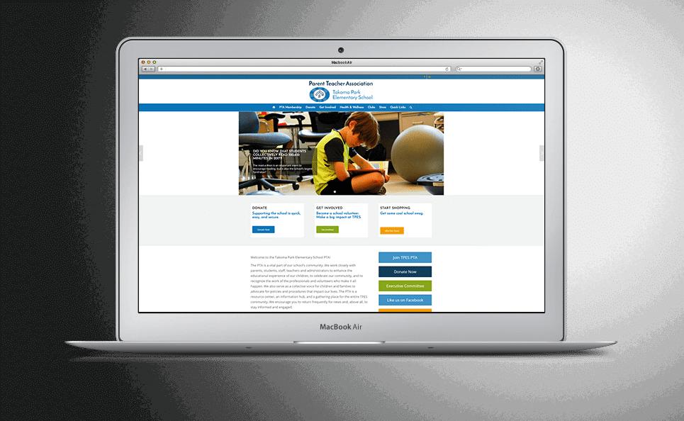 Takoma Park Elementary School PTA Website