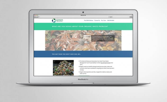 Eco Waste Alternatives Site