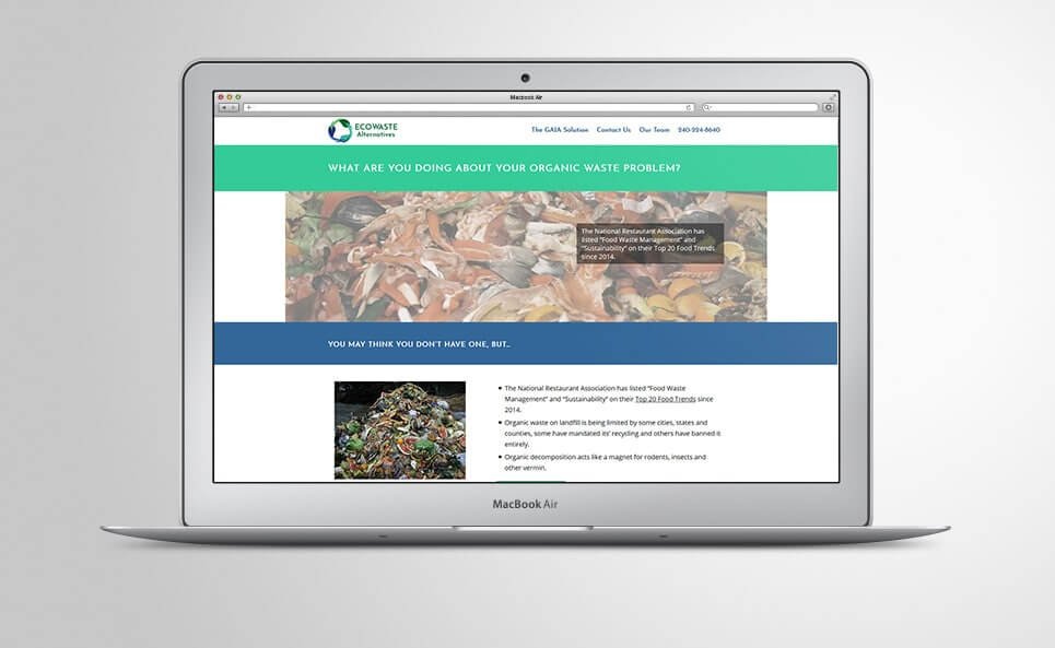 Eco Waste Alternatives Site