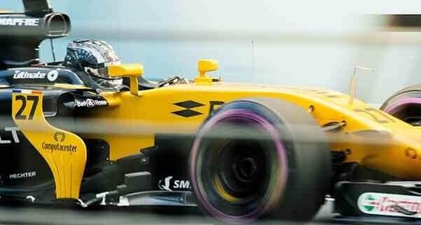 formula one driver